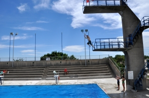 Donald E. Summerland Pool.