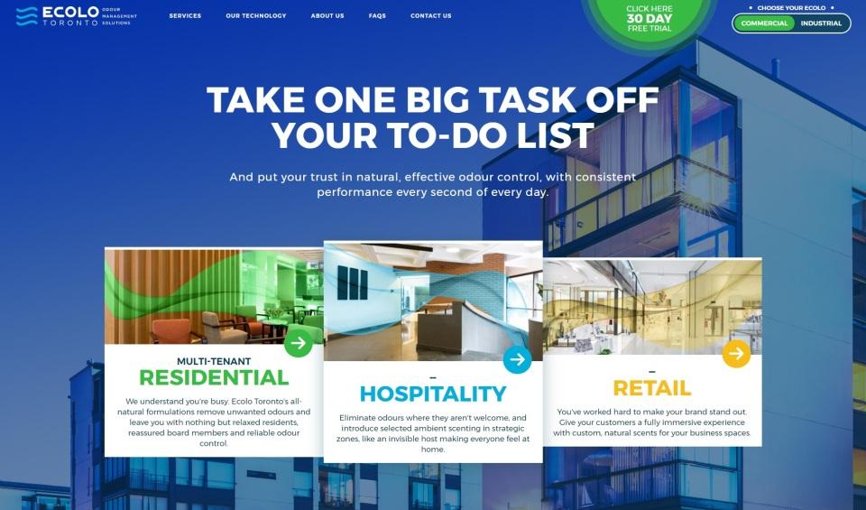 Ecolo_Homepage